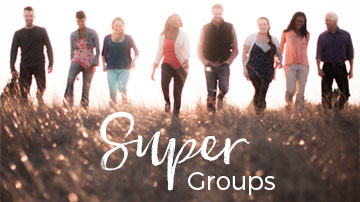 Super Groups