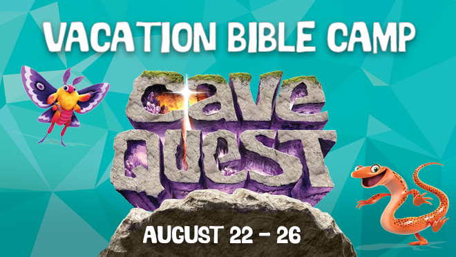 Kids Vacation Bible Camp